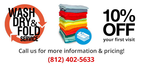 Laundry Wash, Dry and Fold Services